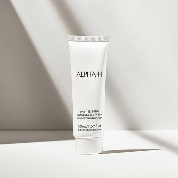 Alpha-H Daily Essential Moisturiser SPF 50 - 50 ml